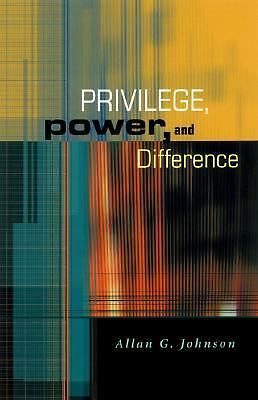 Privilege, Power, and Difference by Johnson, Allan G