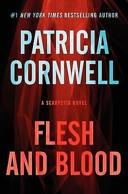 Flesh and Blood: A Scarpetta Novel by Cornwell, Patricia