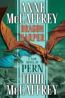 Dragon Harper (The Dragonriders of Pern)  McCaffrey, Anne, McCaffrey, Todd J.