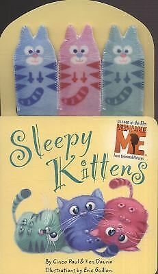 Sleepy Kittens (Despicable Me) by Paul, Cinco, Daurio, Ken