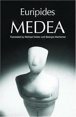 Medea (Greek Tragedy in New Translations)  Euripides