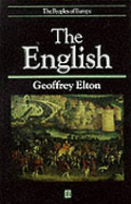 The English (The Peoples of Europe)  Elton, G. R.