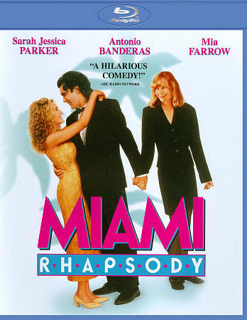Miami Rhapsody (Blu-ray Disc, 2011) New!
