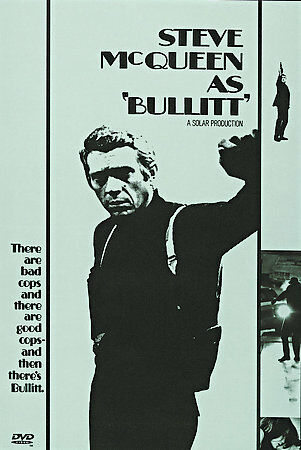 Bullitt (DVD, 1997) - Widescreen - Excellent Condition - Region 1