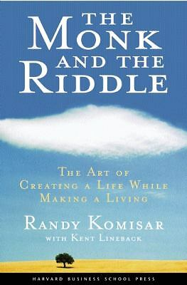 The Monk and the Riddle : The Education of a Silicon Valley Entrepreneur Komisa