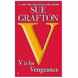 V is for Vengeance, Grafton, Sue