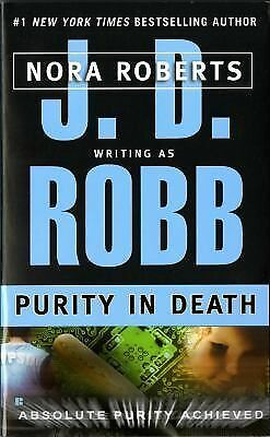 Purity in Death, J.D. Robb, Good Condition, Book
