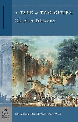 A Tale of Two Cities (Barnes & Noble Classics), Dickens, Charles