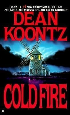Cold Fire, Dean Koontz, Acceptable Book