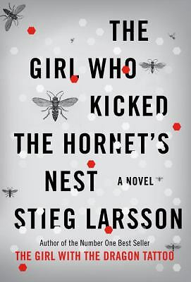 The Girl Who Kicked the Hornet's Nest, Stieg Larsson