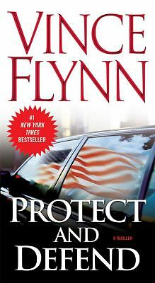 Protect and Defend (Mitch Rapp), Flynn, Vince