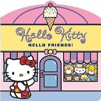 Hello Kitty, Hello Friends! by Feldman, Thea