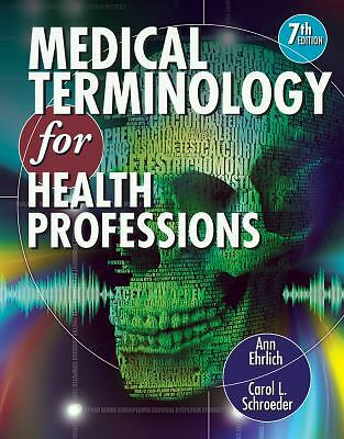 Medical Terminology for Health Professions (with Studyware CD-ROM) (Flexible Sol
