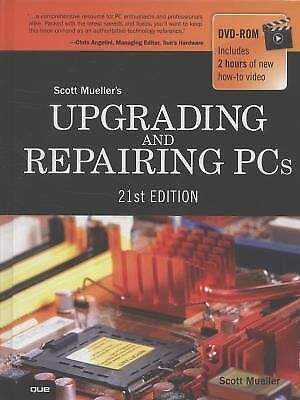 Upgrading and Repairing PCs (21st Edition) by Mueller, Scott