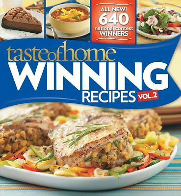 Taste of Home Winning Recipes, Taste of Home Magazine,Taste of Home (COR), Accep