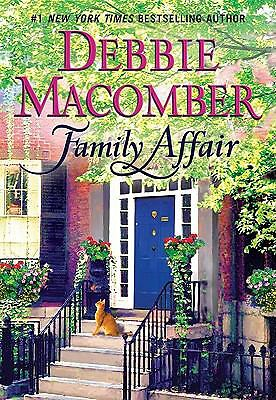 Family Affair, Debbie Macomber, Good Condition, Book