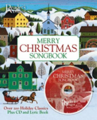 Merry Christmas Songbook: Over 100 Holiday Classics (Book & CD) by Dan Fox