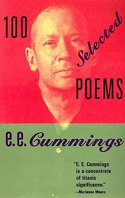 100 Selected Poems by cummings, e. e.