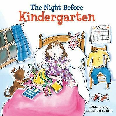 The Night Before Kindergarten (Reading Railroad Books), , Good Book