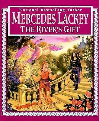 The River's Gift, Lackey, Mercedes, Good Condition, Book