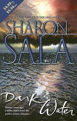 Dark Water, Sala, Sharon, Good Condition, Book