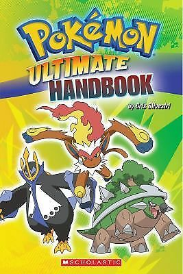 Pokemon: Ultimate Handbook by Silvestri, Cris