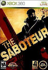 The Saboteur - Xbox 360 by