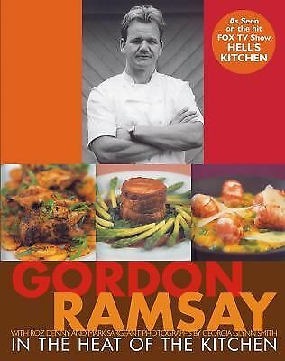 In The Heat Of The Kitchen by Gordon Ramsay