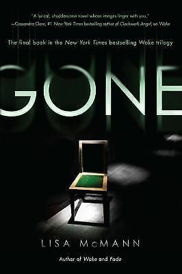 Gone (Wake) by McMann, Lisa