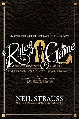 Rules of the Game Strauss, Neil