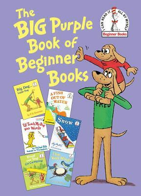 The Big Purple Book of Beginner Books (Beginner Books(R)), Frith, Michael, Palme