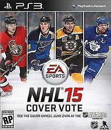 NHL 15 - PlayStation 3 by