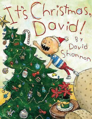 It's Christmas, David! by Shannon, David