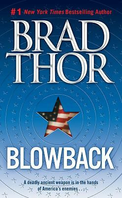 Blowback: A Thriller by Thor, Brad