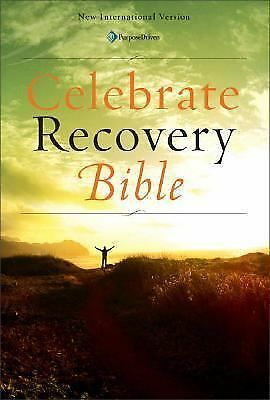 Celebrate Recovery Bible by Zondervan
