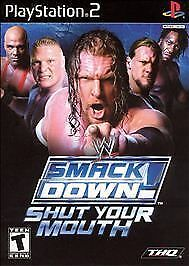 WWE Smackdown! Shut Your Mouth by THQ