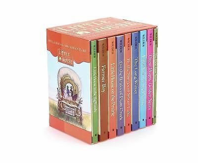 Little House Nine-Book Box Set by Laura Ingalls Wilder