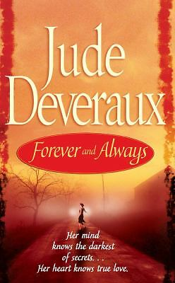 Forever and Always (Forever Trilogy), Jude Deveraux, Good Condition, Book