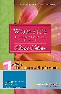 NIV Womens Devotional Bible by Zondervan