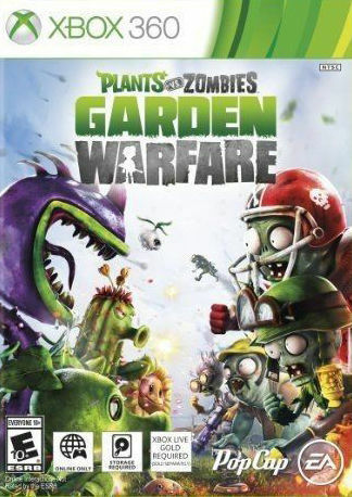 Plants vs Zombies Garden Warfare - Xbox 360 by Electronic Arts