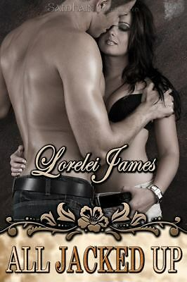 All Jacked Up (Rough Riders) by James, Lorelei