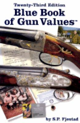 Blue Book of Gun Values (23rd Edition), Fjestad, S. P., Acceptable Book