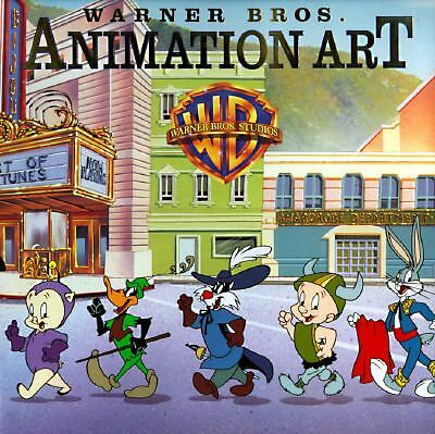 Warner Brothers Animation Art Beck, Jerry