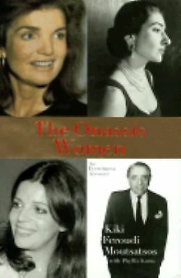 The Onassis Women, Moutsatsos, Kiki Feroudi, Good Condition, Book