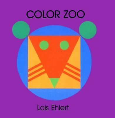 Color Zoo Board Book by Ehlert, Lois