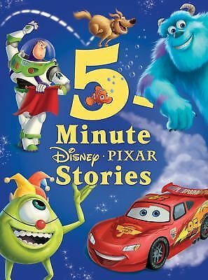 5-Minute Disney*Pixar Stories (5-Minute Stories) by Disney Book Group