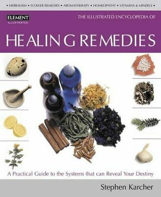 Healing Remedies: Illustrated Encyclopedia Shealy, Norman