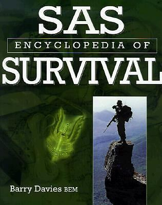 S.A.S. Encyclopedia of Survival Davies, Barry