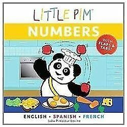 Little Pim: Numbers by Levine, Julia Pimsleur