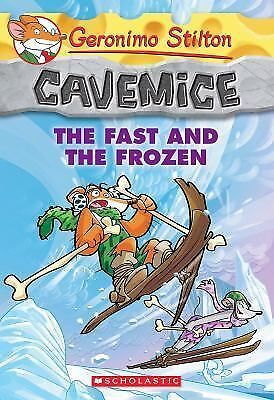 Geronimo Stilton Cavemice #4: The Fast and the Frozen, Stilton, Geronimo, Good C